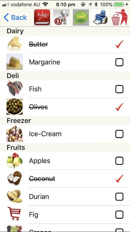 Shopping-List. screenshot-9