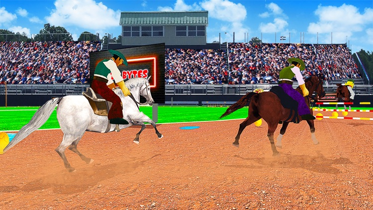 Horse Riding Championship screenshot-5
