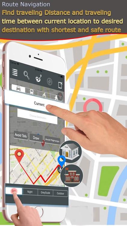 GPS Navigation Traffic & Maps screenshot-3