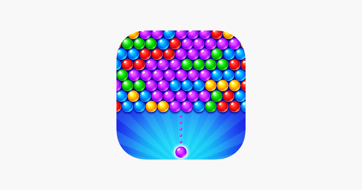 bubble shooter genies im app store. Black Bedroom Furniture Sets. Home Design Ideas