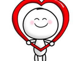Animated Love Love Stickers