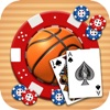 Dunk Basketball Blackjack Hit