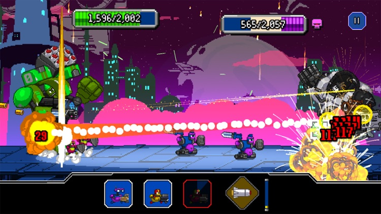 Fusion Heroes screenshot-0