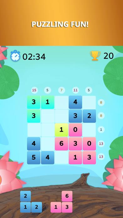 Zen Blocks - Win Money! screenshot two