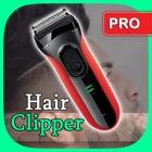 Hair Clipper: Hair Trimmer Pro icon