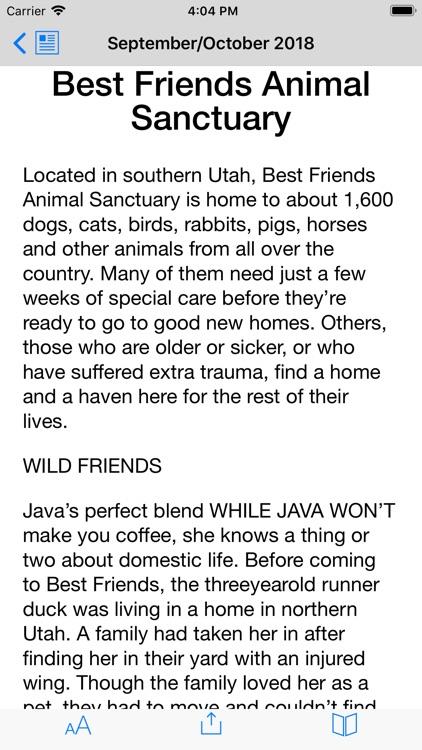 Best Friends Magazine screenshot-7