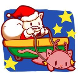 にゃんだーわーるどinクリスマス