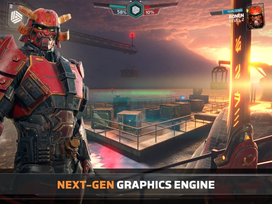 Modern Combat Versus screenshot 10