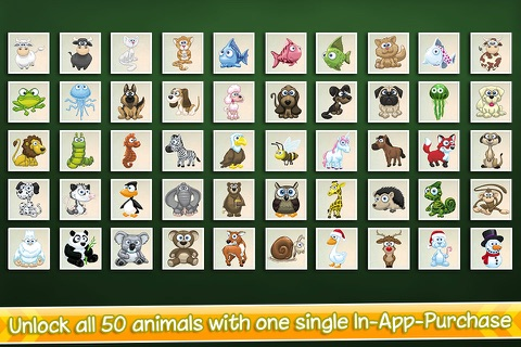 Some Simple Animal Puzzles 5+ - náhled