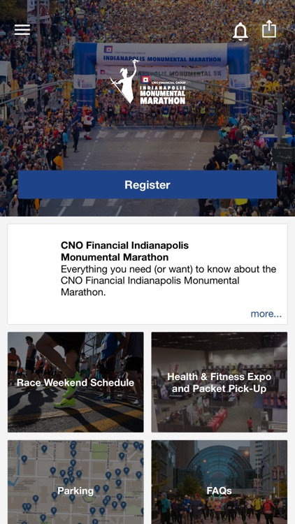 CNO Monumental Marathon screenshot-0