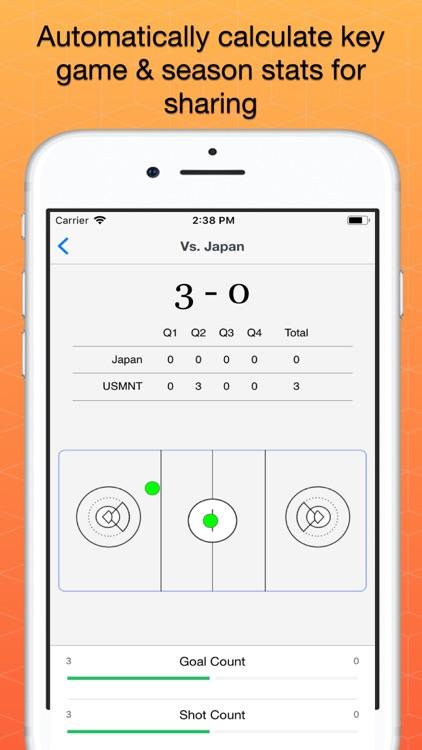 LAXStats App screenshot-3