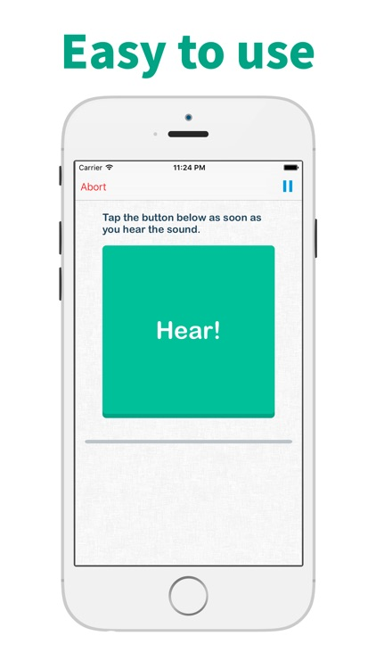 Hearing Test & Ear Age Test screenshot-4