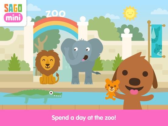 Sago Mini Zoo screenshot 8