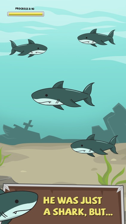Great White Shark Evolution screenshot-0