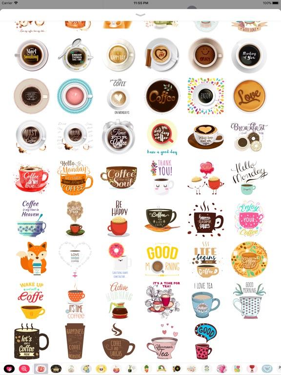 Say it with Coffee Art screenshot 9