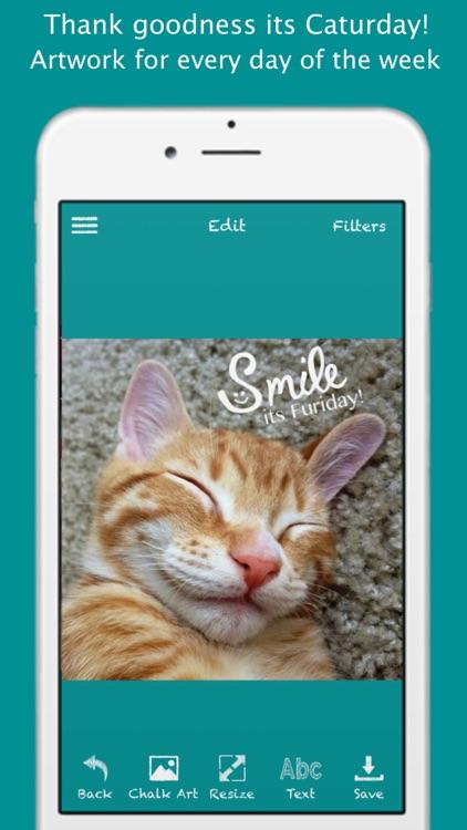 Cat Chalk screenshot-0