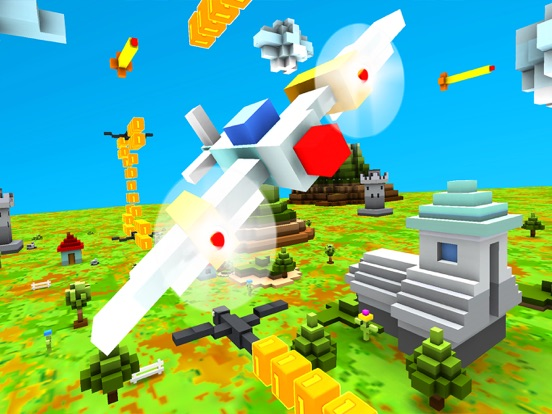 Flying Blocks screenshot 6