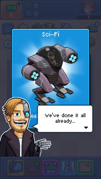 PewDiePie's Tuber Simulator screenshot-1