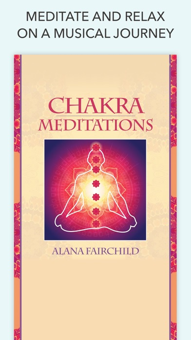 Chakra Meditations screenshot 1
