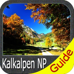 Kalkalpen National Park - GPS Map Navigator