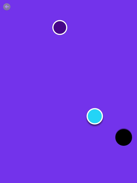 Screenshot #3 for Dot Collector: Finger Practice