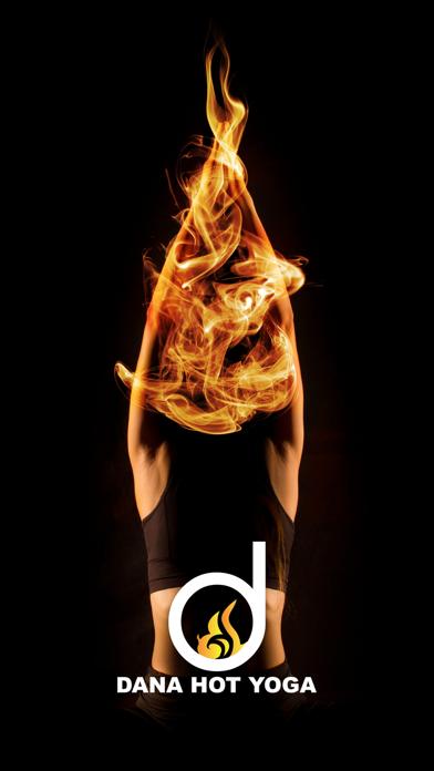 Dana Hot Yoga screenshot two