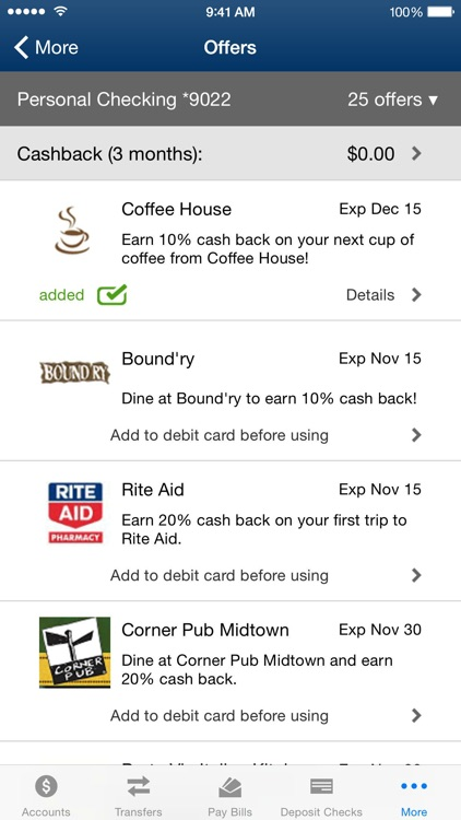 Service CU Mobile Banking screenshot-4