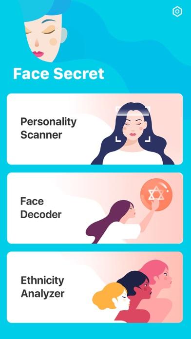 Face Secret – Face Reader - App - Apps Store