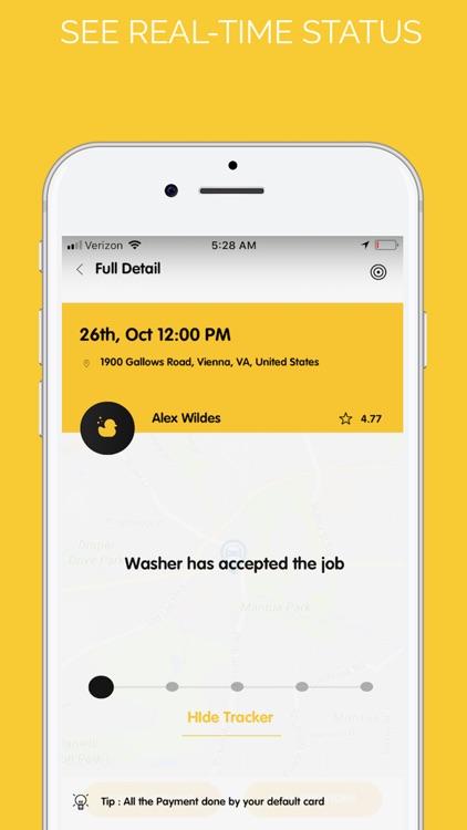RUBADUB Client screenshot-3