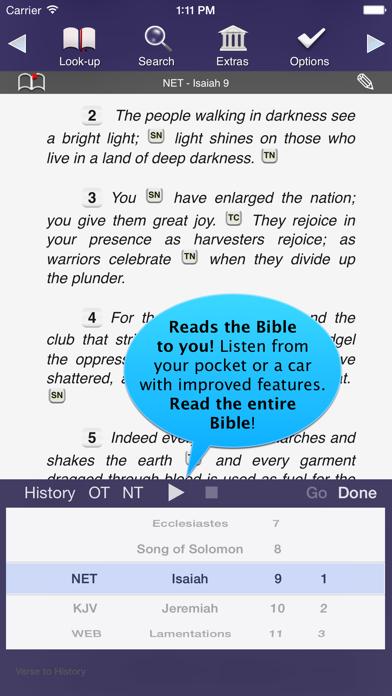Touch Bible International review screenshots