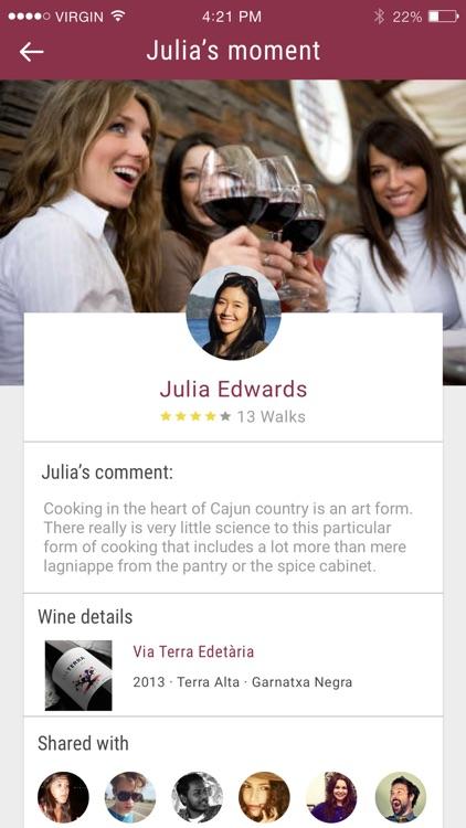Walking Wines - Exchange Wines