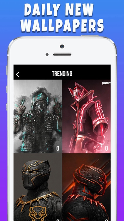 Wallpaper for Fortnite (HD)