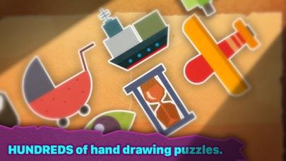 Chigiri: Paper Puzzle Screenshot 3