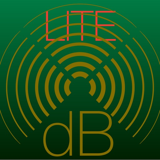 Sound Level Analyzer Lite Icon