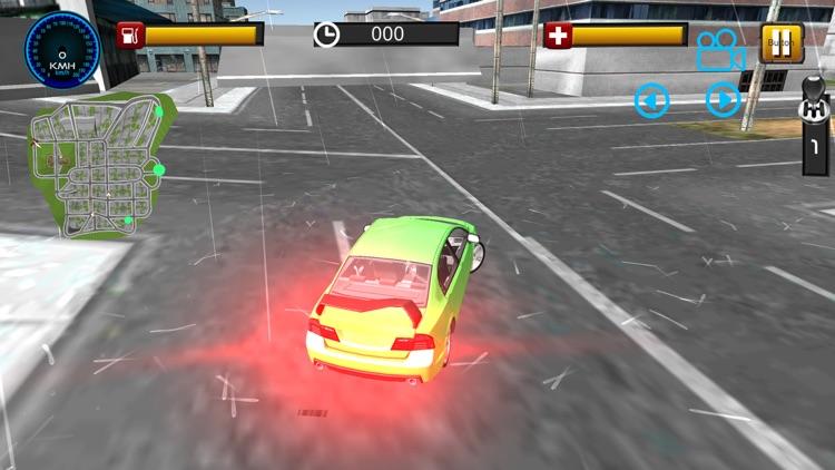 Expert Car Driving School 3D screenshot-3