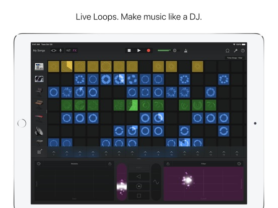 GarageBand IPA Cracked for iOS Free Download