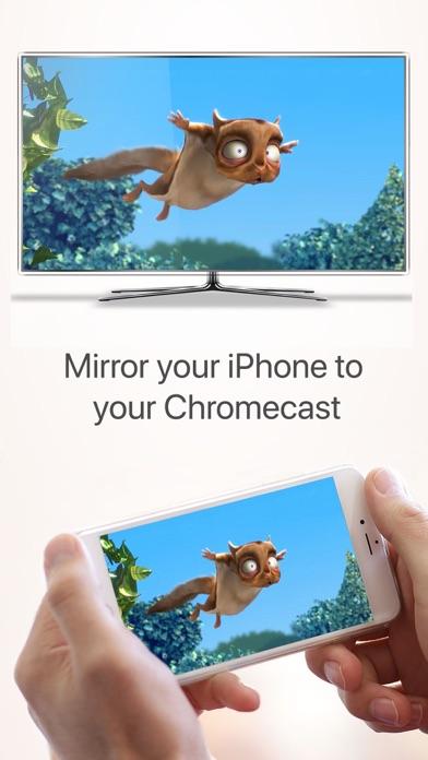 Mirror for Chromecast screenshot 1