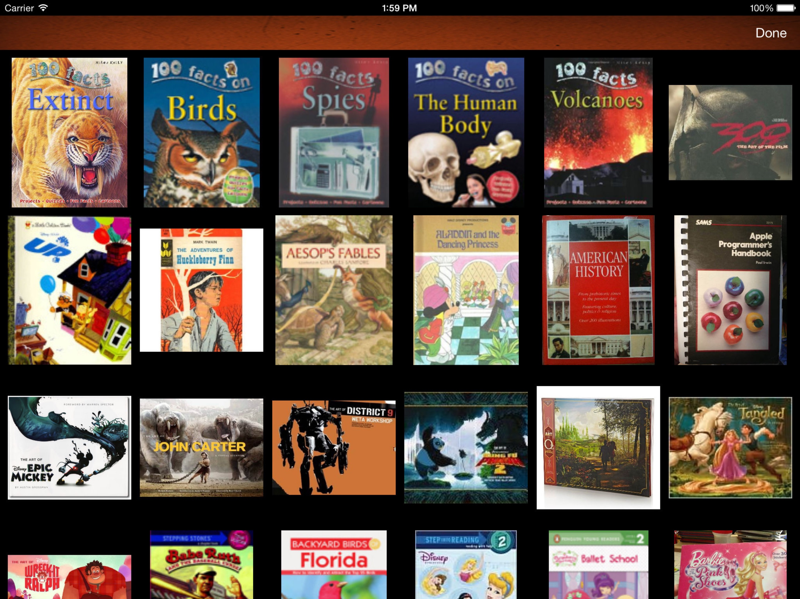 Collectors: Movies Books Games Screenshot