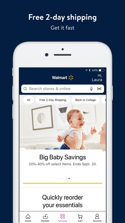 Walmart – Shopping and Saving screenshot-2