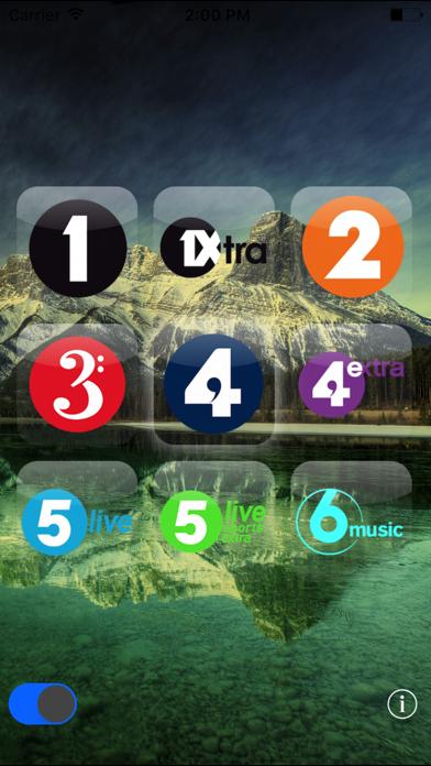 The Radio screenshot three