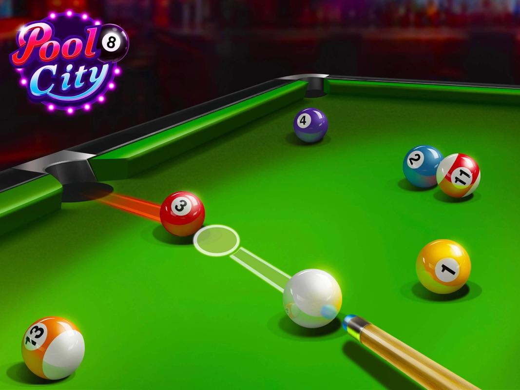 Pool Ball 8 Game