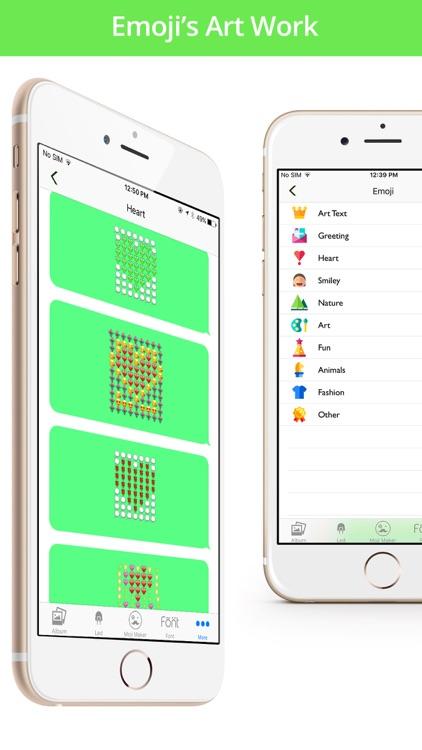 Stickers eMoji for iMessage screenshot-3