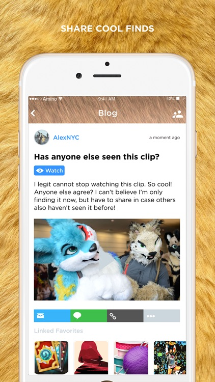 Furry Amino for Furries screenshot-3