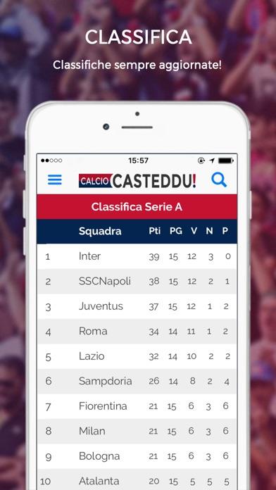 Calcio Casteddu screenshot 4