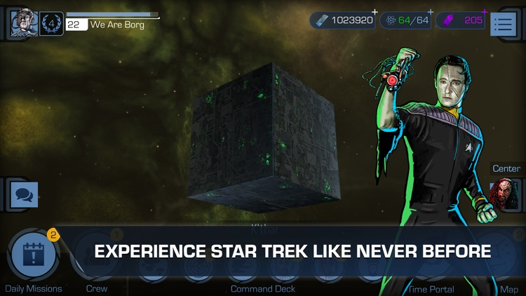Star Trek Timelines screenshot-0