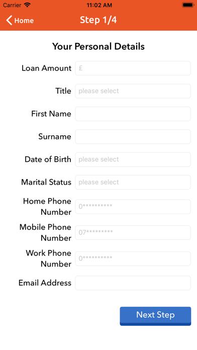 Rocket Payday Loans screenshot three