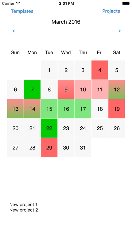 ODayCalendar screenshot-0