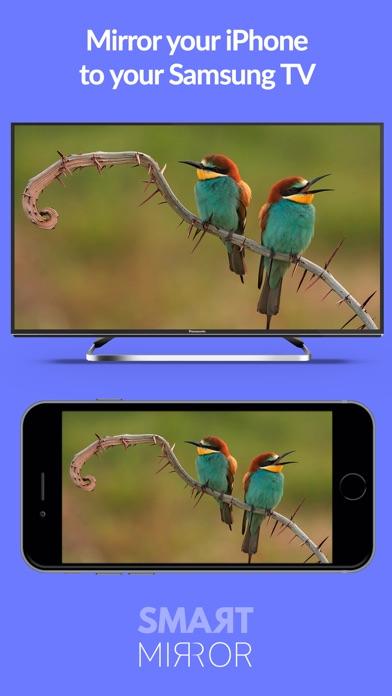 Smart Mirror - Samsung TV Cast screenshot 1