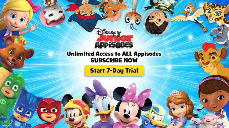 Disney Junior Appisodes screenshot-0