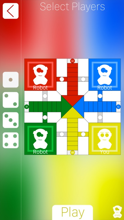 Ludo - Parchis 3D screenshot-1